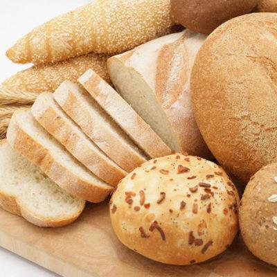 Хлеб, Кондитерские изделия